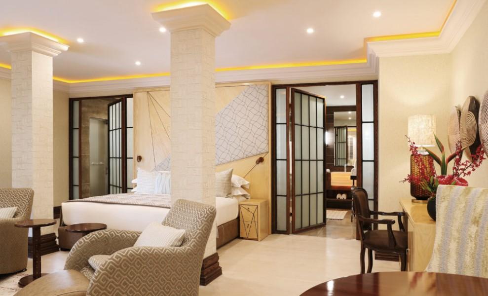 Saxon Hotel & Villas