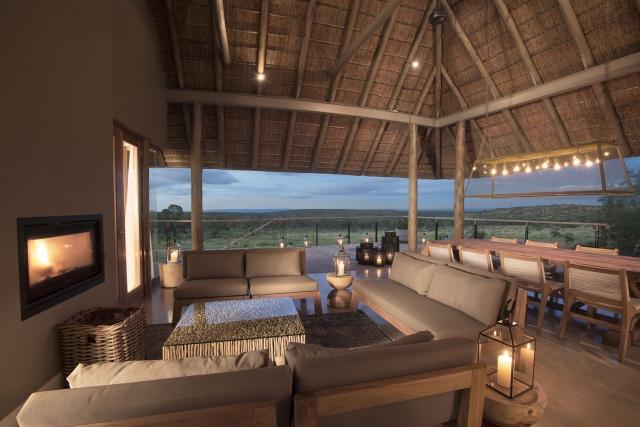 Mhondoro Safari Lodge & Villa